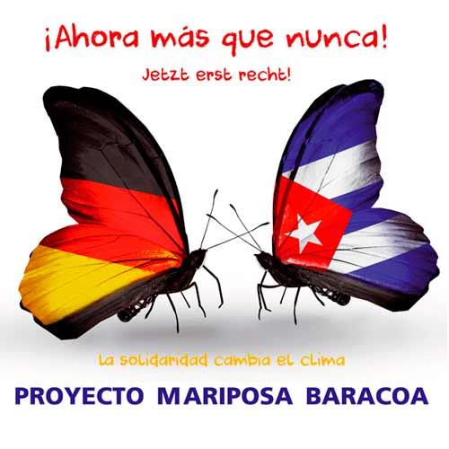 Hilfsprojekt Mariposa Baracoa