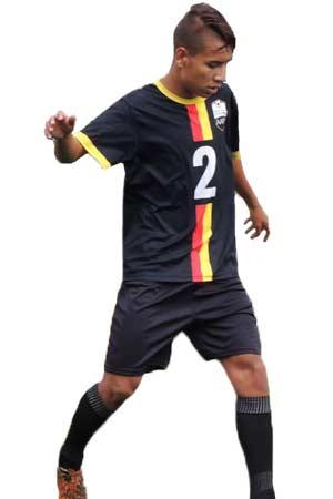 Freestyle Kurzarm Soccer