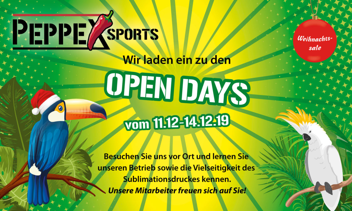 Open Days in Maxhütte