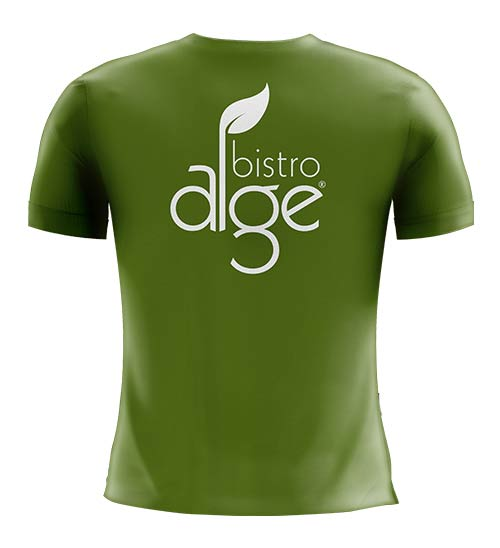 Bio Baumwollshirt Alge