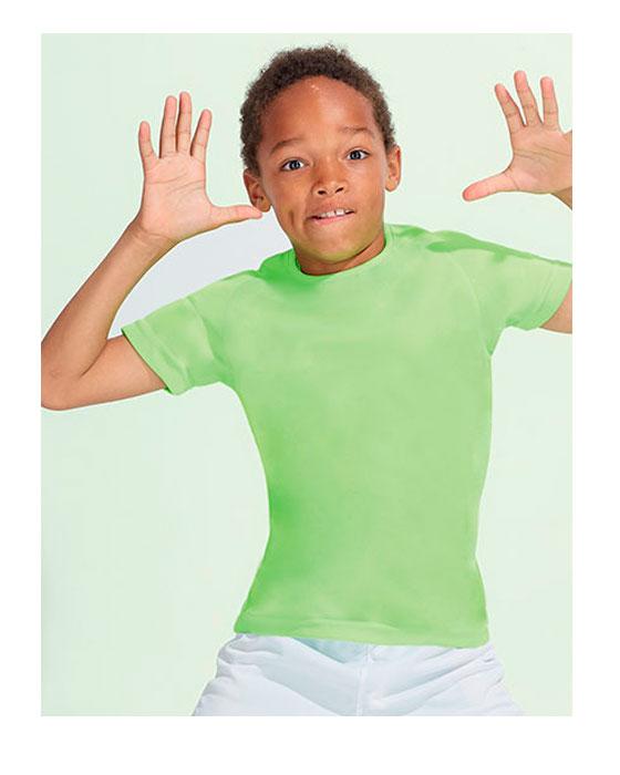 Kids Raglan Sleeved T-Shirt Sporty - Peppex Sports